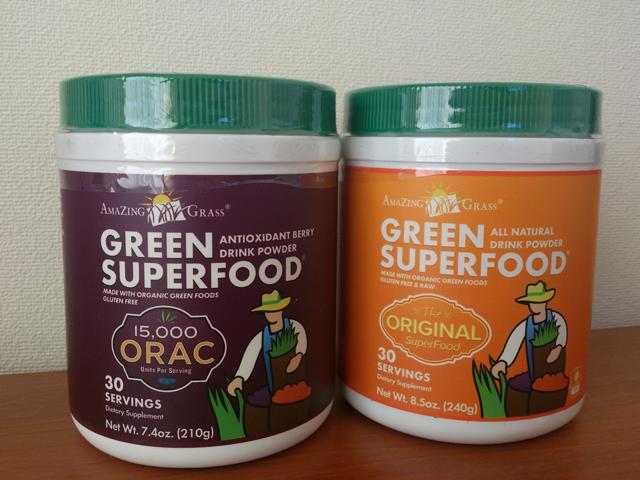 AMAZING GRASS GREEN SUPER FOOD