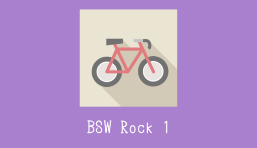 FEELCYCLE 18回目(BSW Rock 1)